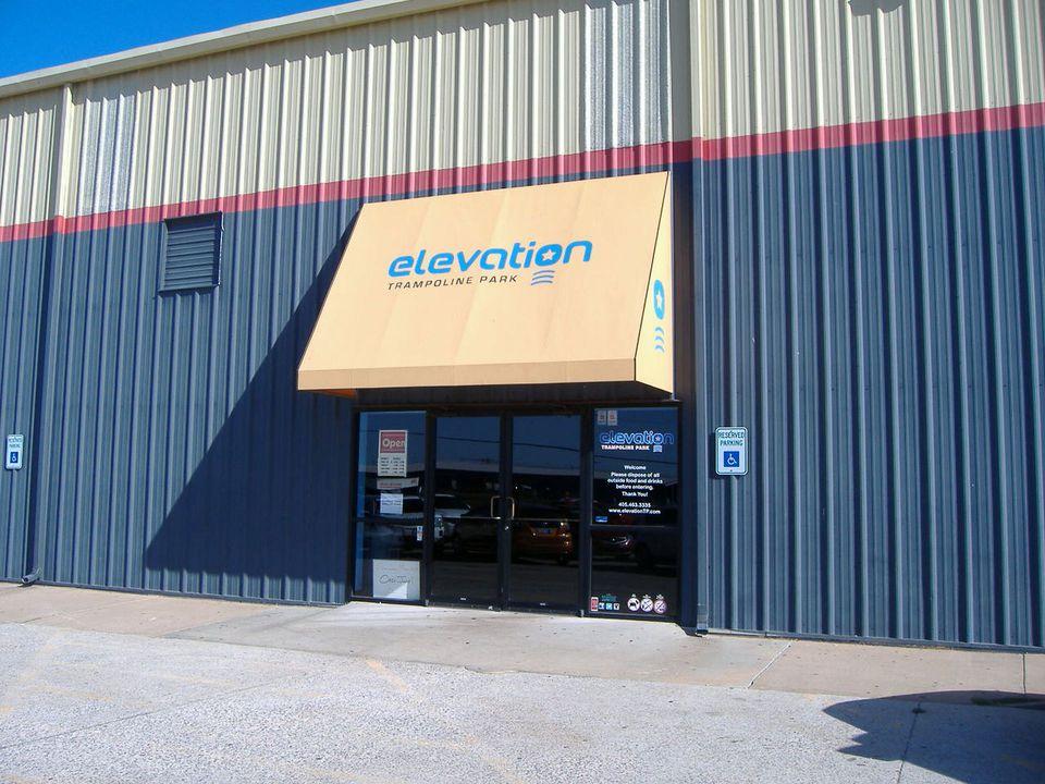 Elevation Trampoline Park Edmond