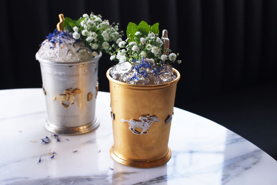 Woodford Reserve's 2017 Mint Julep Recipe - The Official Cocktail of the Kentucky Derby