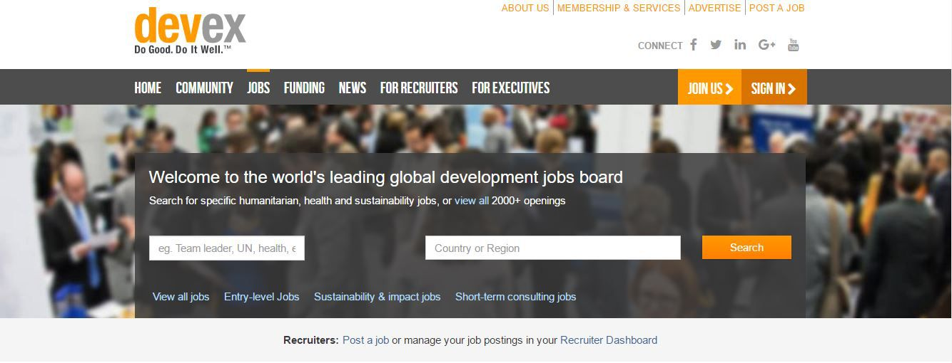 12 best nonprofit job boards for people with passion - Find Local Jobs Using Local Job Search Sites