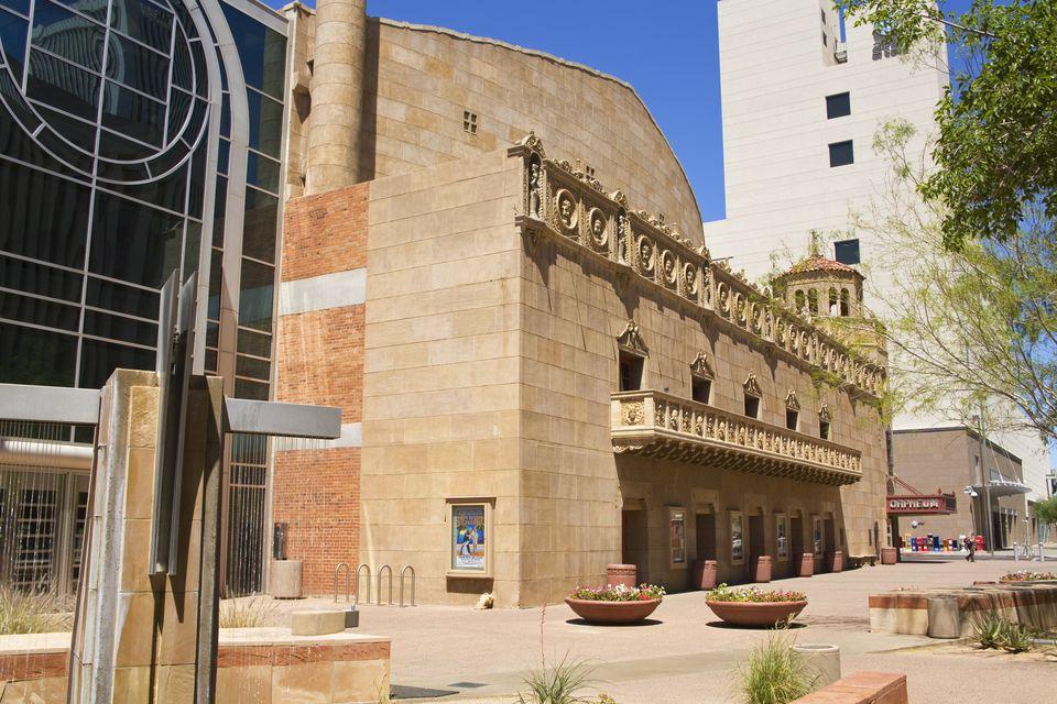 Orpheum Theatre, Phoenix, Arizona, USA