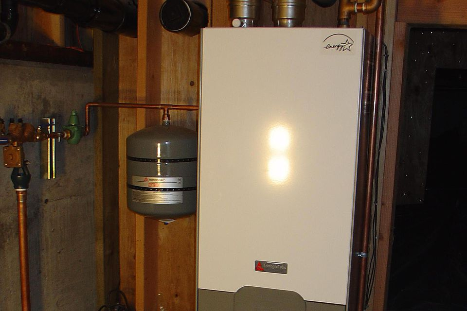 Thermal expansion tank installation cost