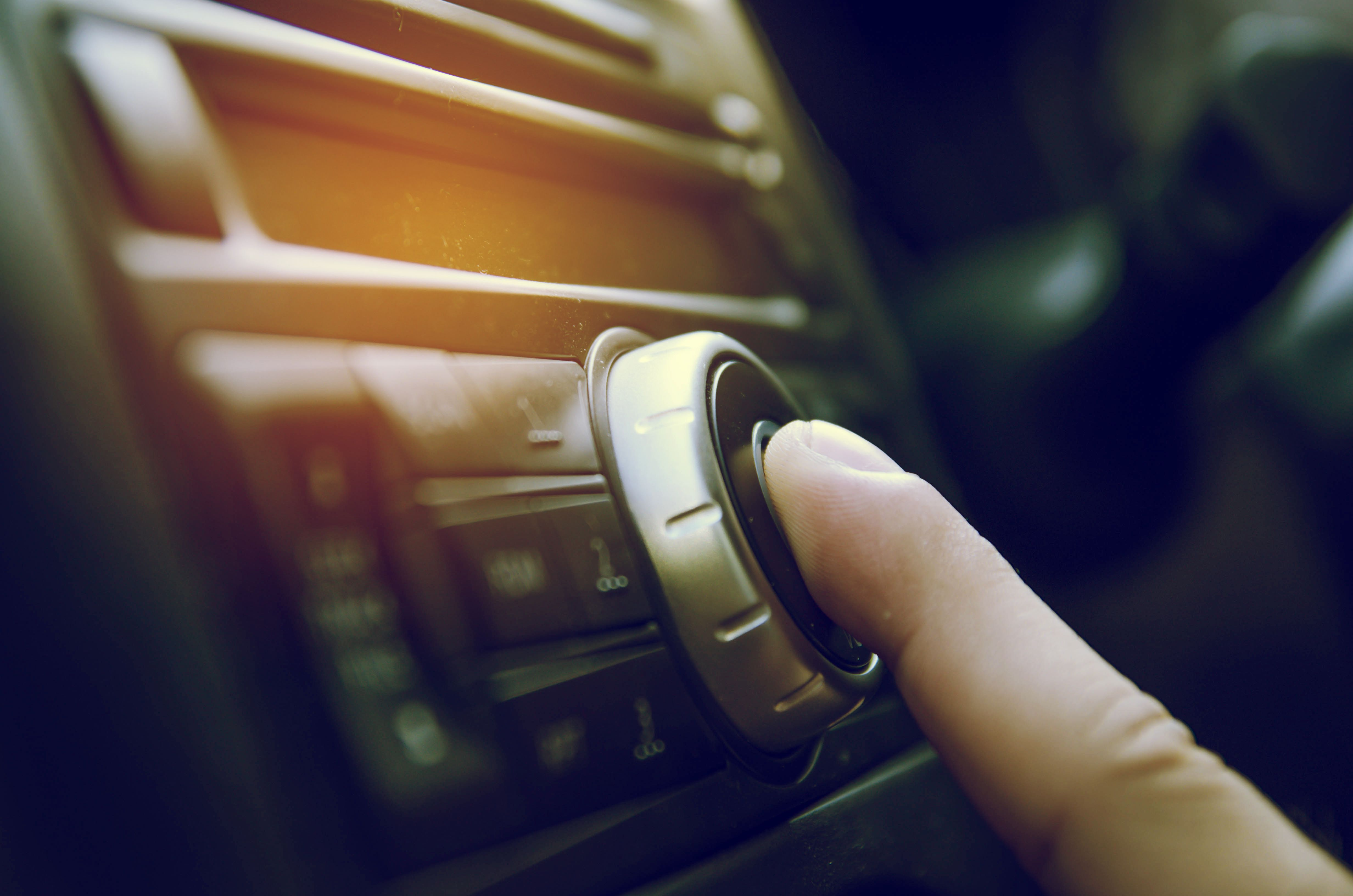 Learn The Reasons That Your Car Speakers Whine - In car