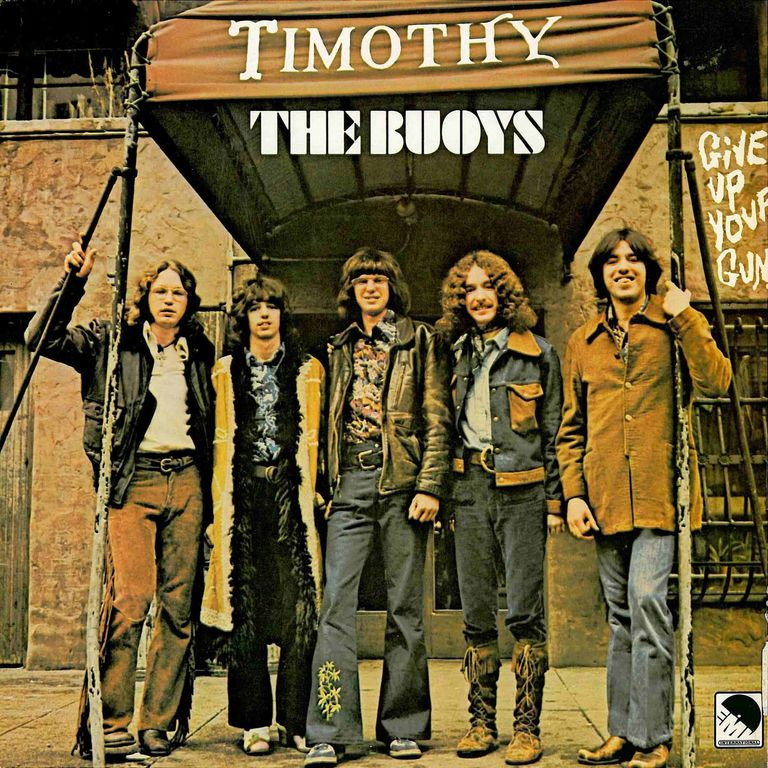 The Buoys - Timothy