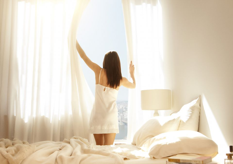 Quality of Air in Your Bedroom  feng shui and light. How To Feng Shui Your Bedroom