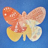 Iris Folding Butterfly