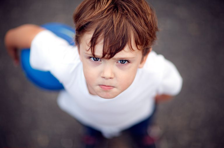 5 Ways to Deal with a Defiant Child