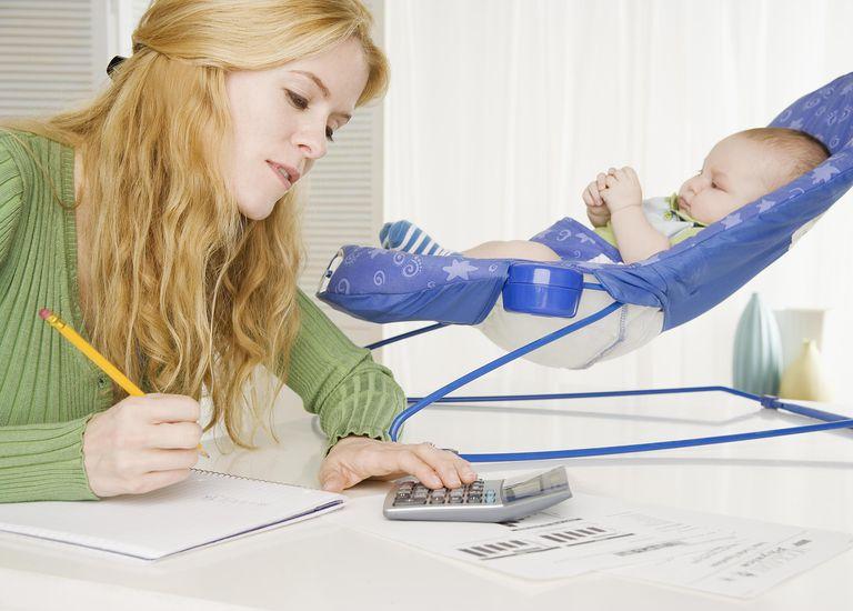 Child Support Worksheet Tn