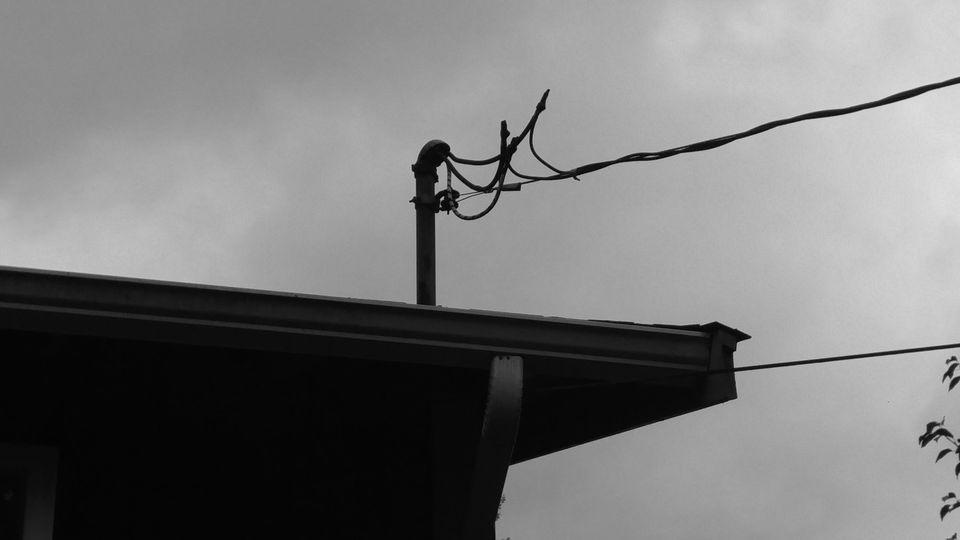Electric Service Drop