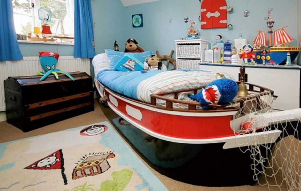 Great Kids Bedroom Themes