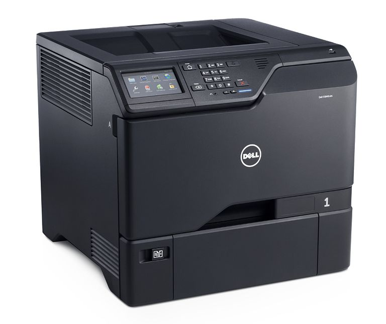 Dell's Color Smart S5840cdn single-function laser printer