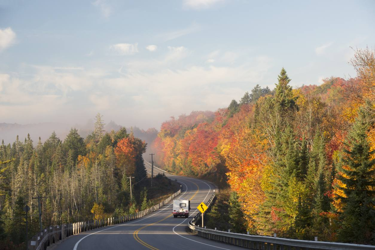 DriveBy Beauty Canadas Most Scenic Drives