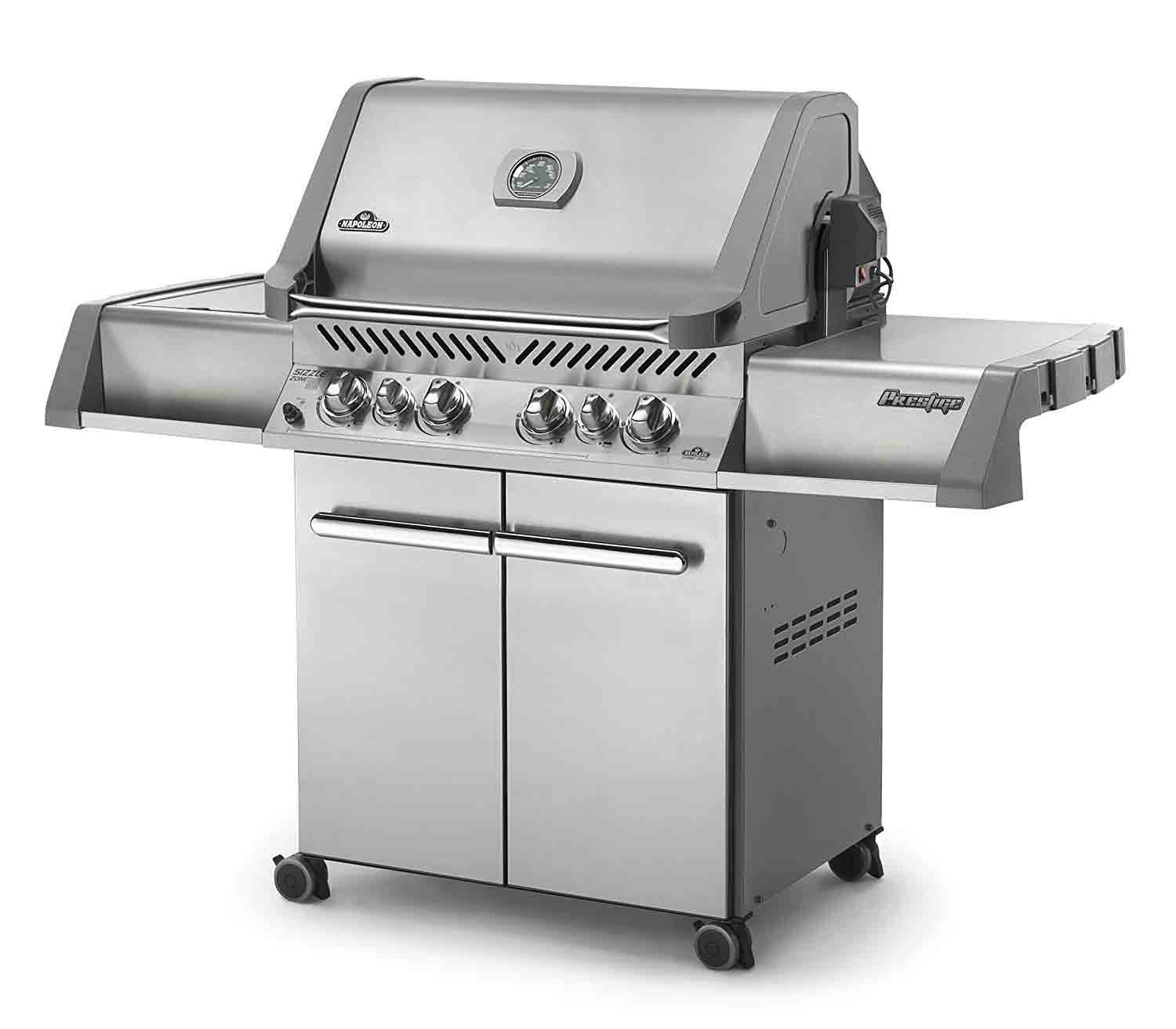 Top 10 Gas Grills Between $1 000 and $2 000 for 2017