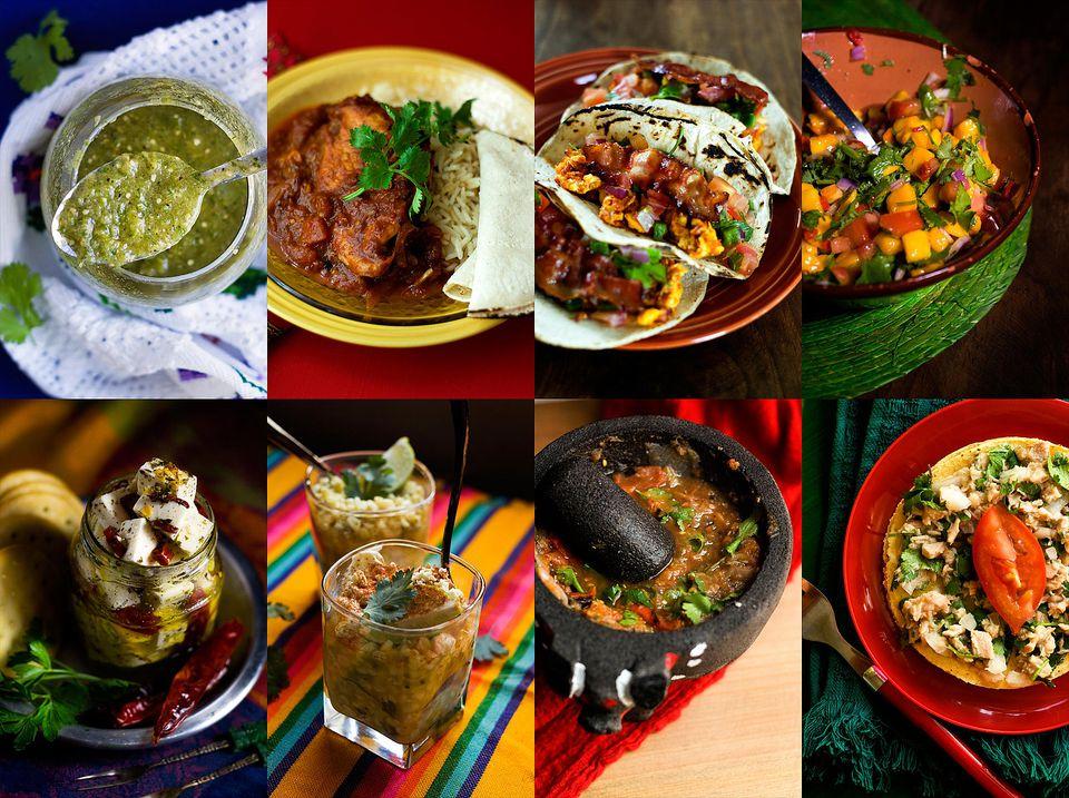 15 Spicy Recipes for Cinco de Mayo
