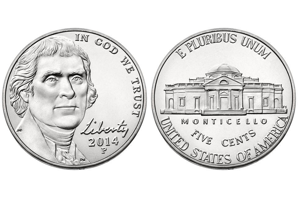 2014 Uncirculated Jefferson Nickel