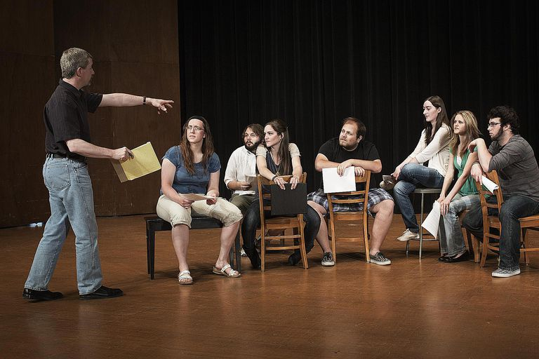Enroll in Acting Class