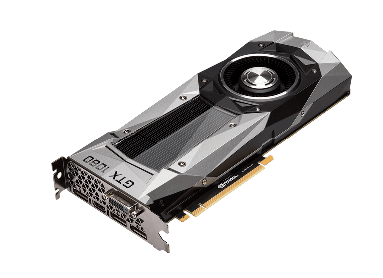 NVIDIA GeForce GTX 1080 Founder's Edition Graphics Card