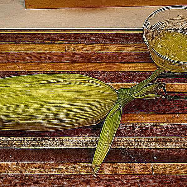 how to cook corn on the bbq with husk