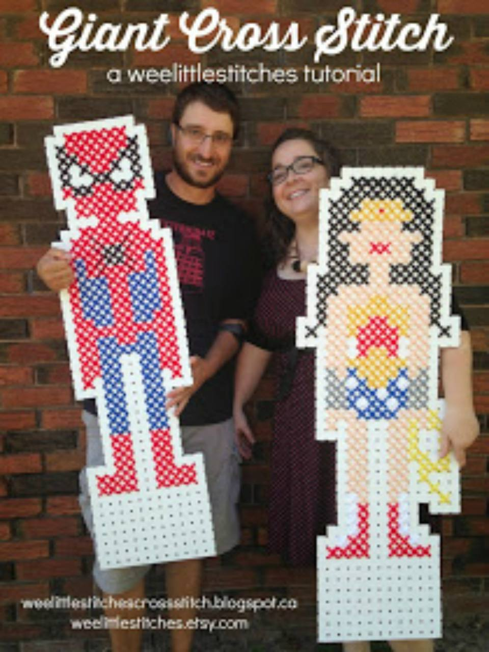 pegboard pixel people