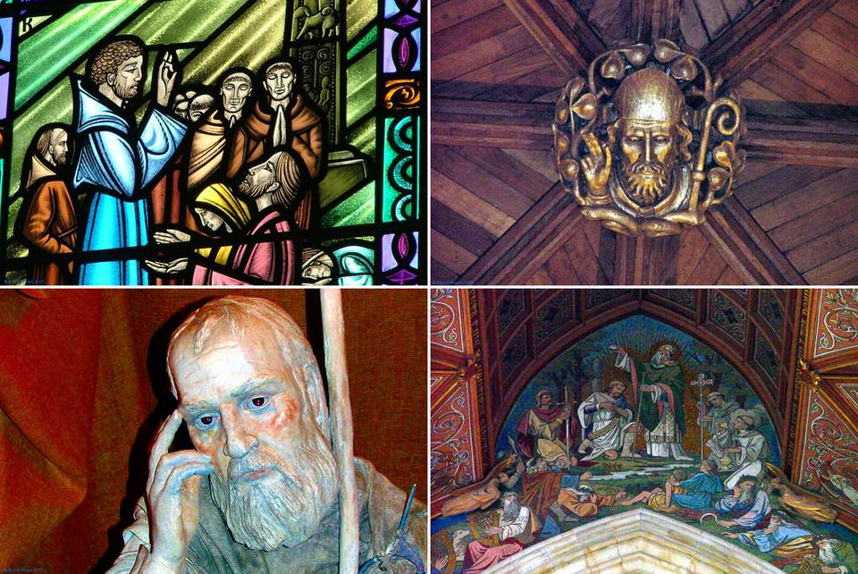 Saint Patrick - lots of stories, but what is the truth?