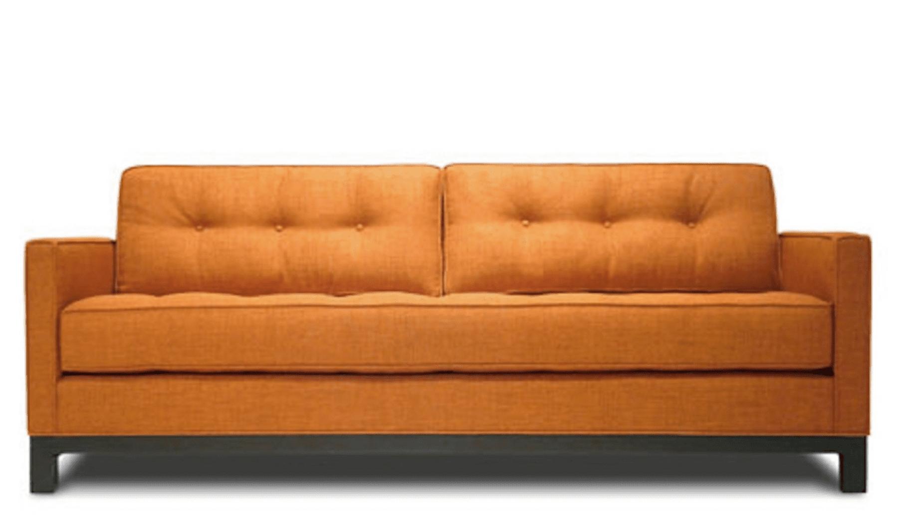 10 stunning mid century modern sofas for Mid century modern sofas