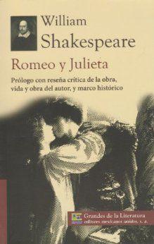 Romeo y Julieta, de William Shakespeare
