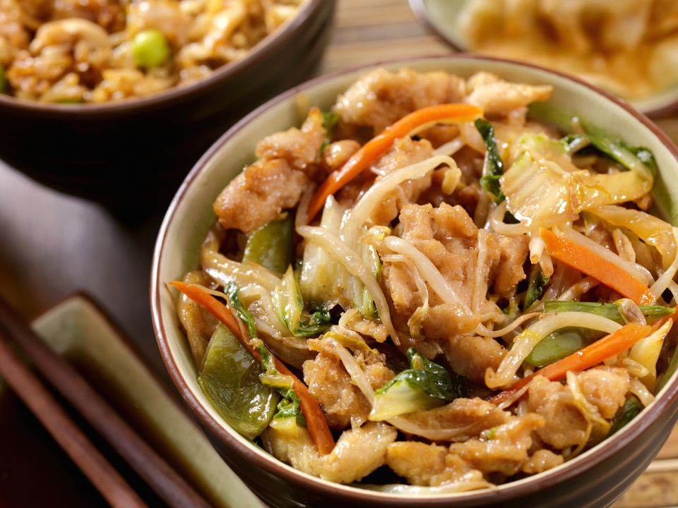 Chop Suey and Chow Mein in Chinese Cuisine