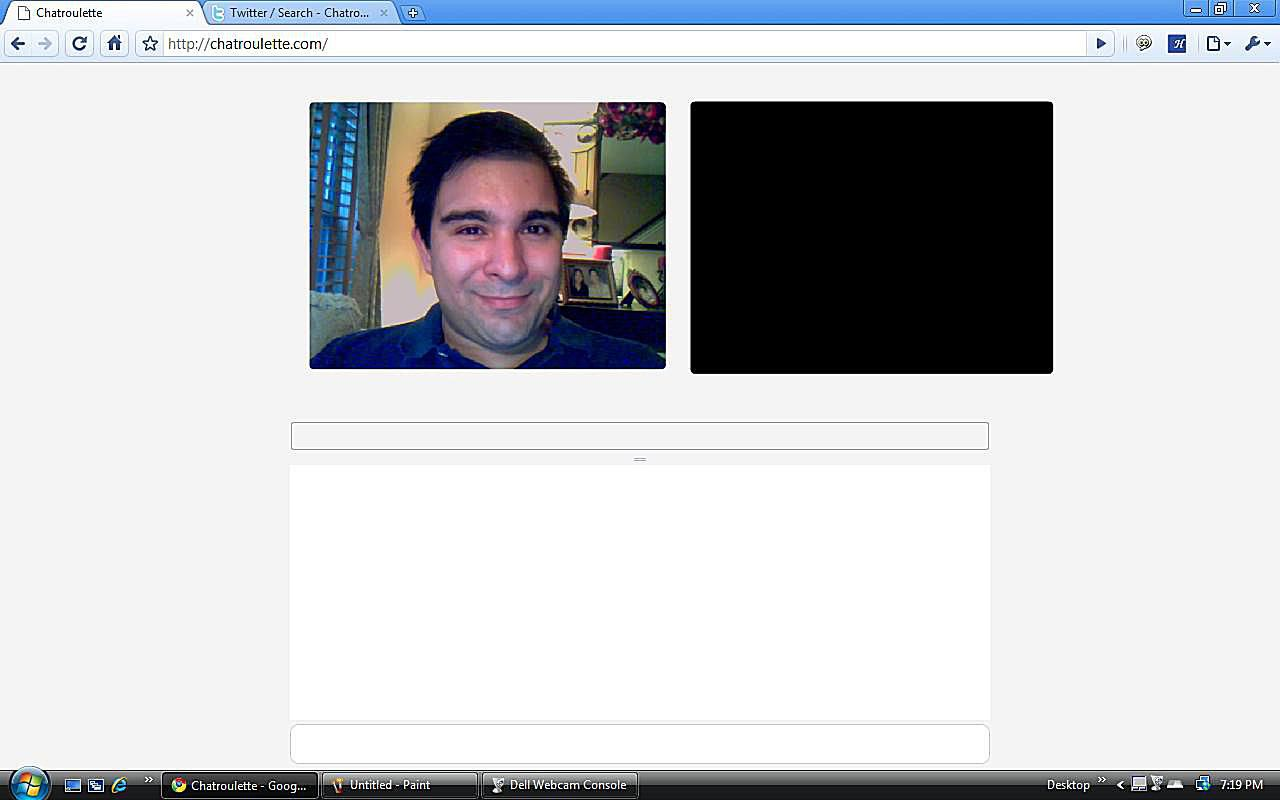 First Look at the New Chatroulette