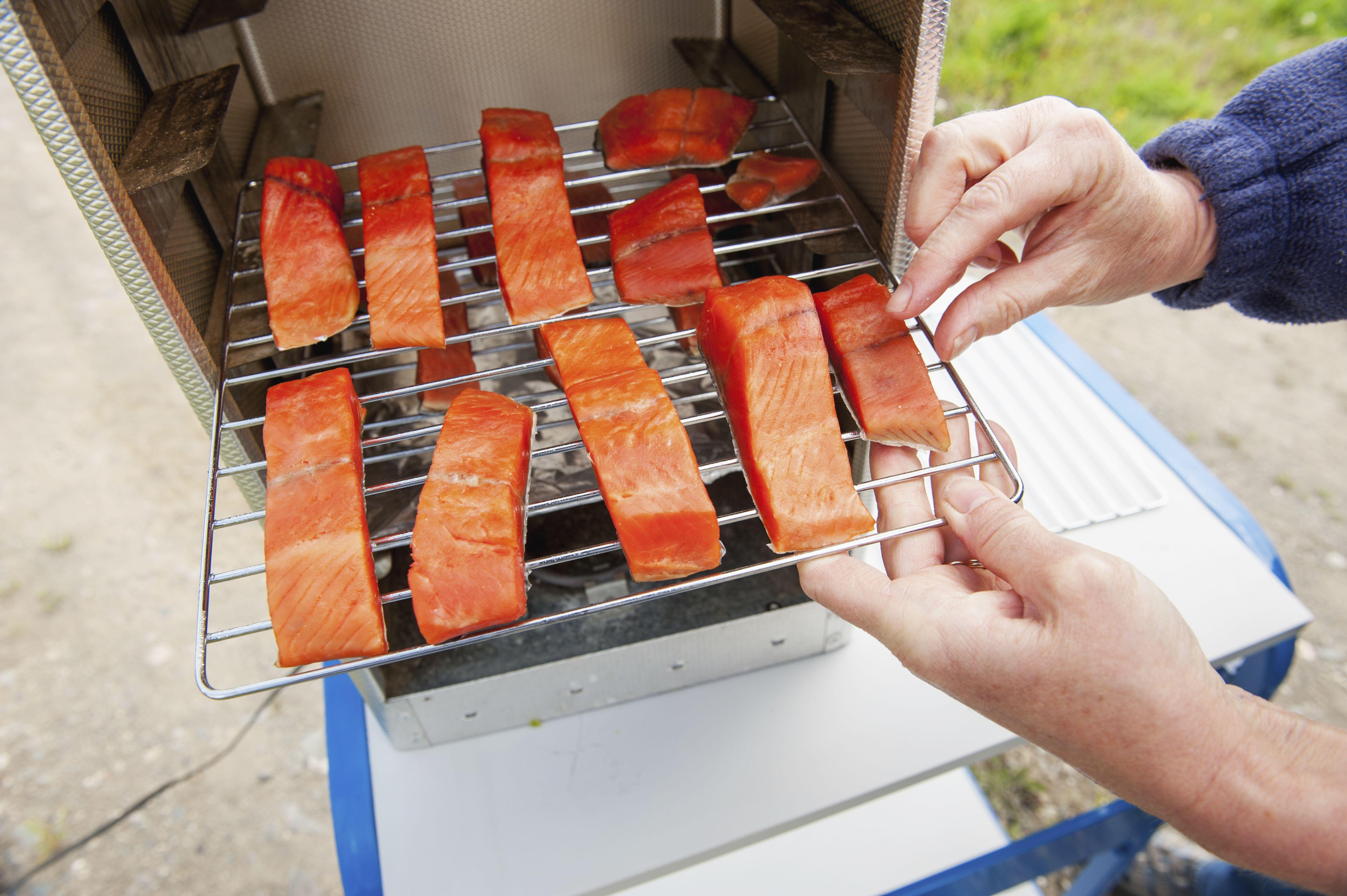 recipe: smoking salmon time guidelines [35]