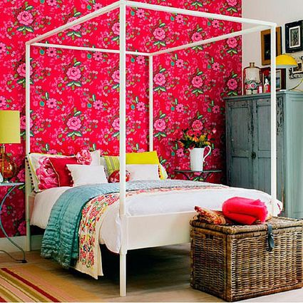 the new bedroom florals bold and definitely not boring bedroom ideas