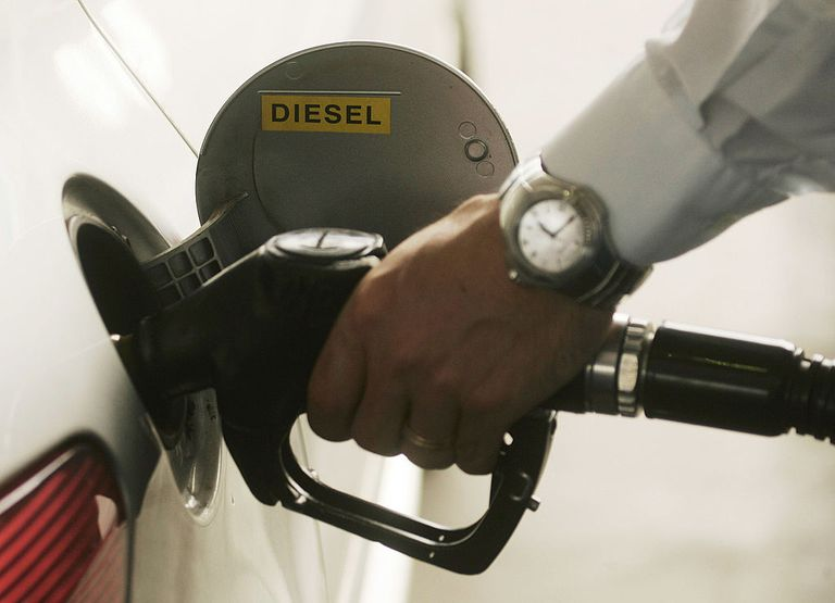 Drivers Cross European Borders To Queue For Cheap Fuel