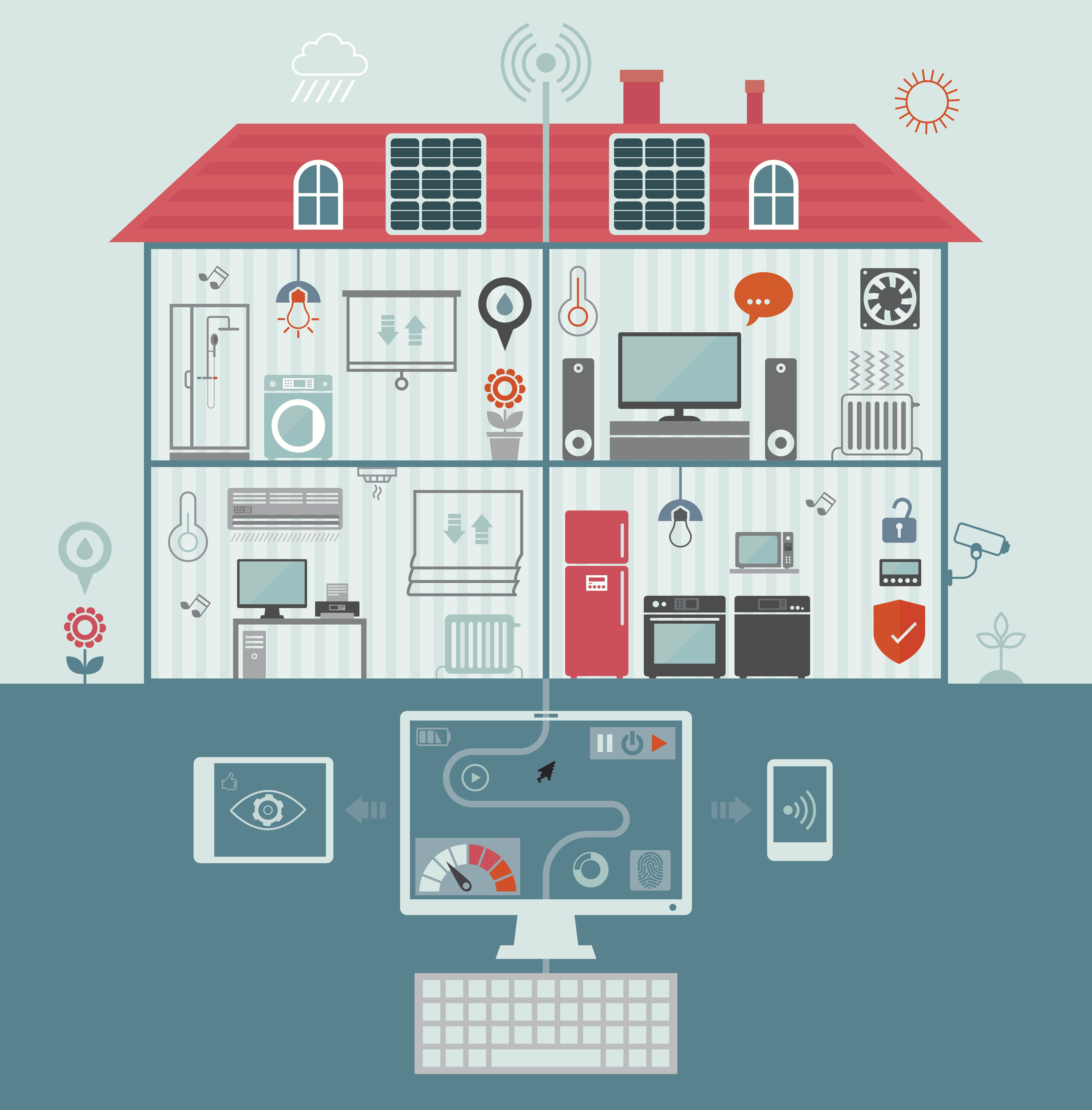 Wire Your New House for Home Automation