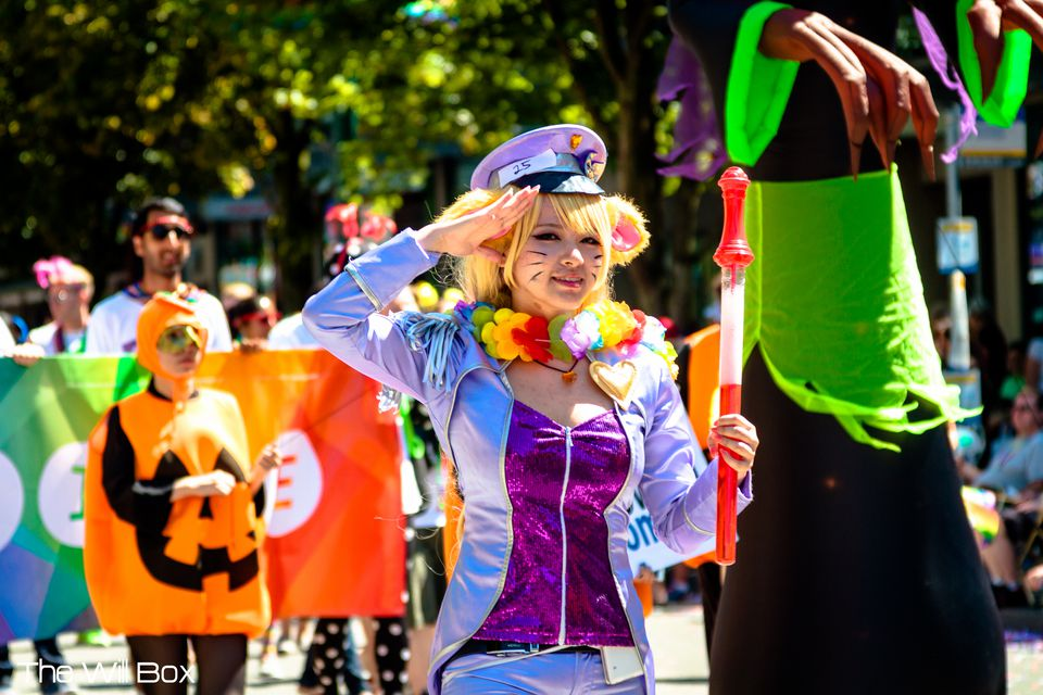 Vancouver Halloween Parade