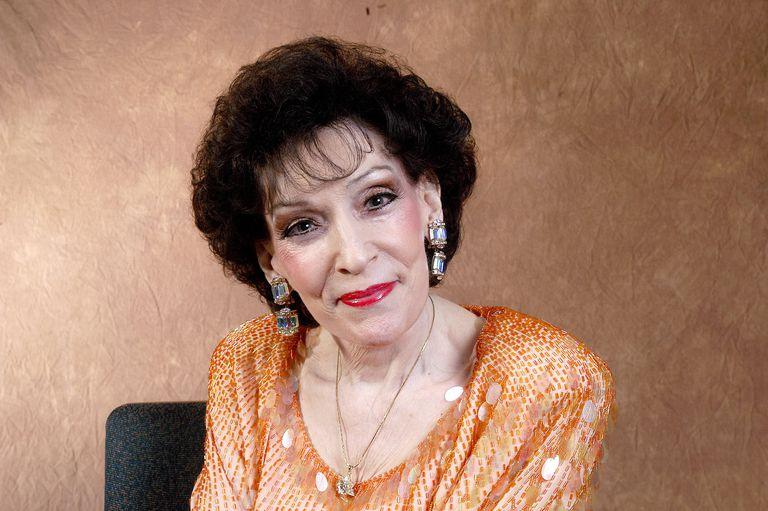Portrait Of Dottie Rambo