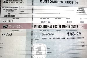 How money orders work tips for payments - Can i check my post office account online ...