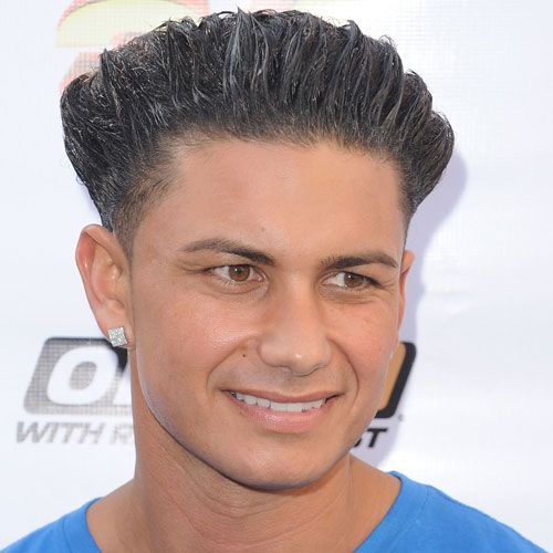 "Paul ""Pauly D"" DelVecchio's Jersey Shore Haircut"