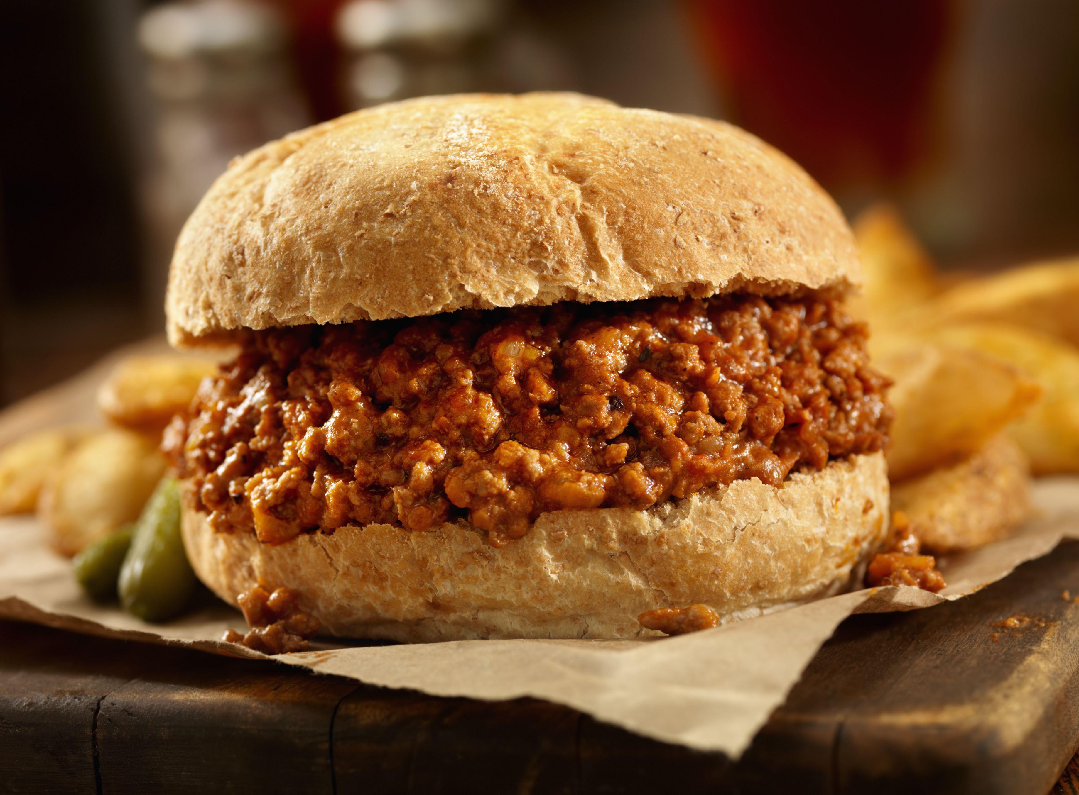 Easy Sloppy Joe Sandwiches Recipe