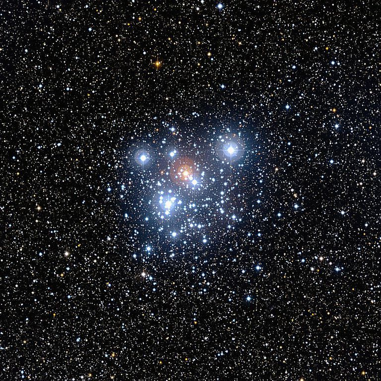 The Jewelbox Cluster