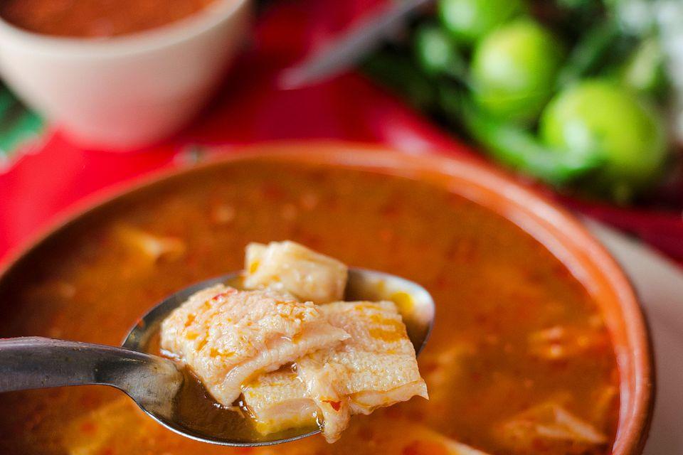 how to make menudo recipe