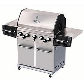 Master Forge Gas Grill 5-Burner Model# 678489