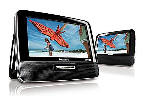 philips pet7402 portable dvd player review. Black Bedroom Furniture Sets. Home Design Ideas
