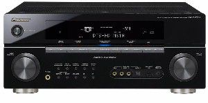 Pioneer VSX-1018 7.1 Channel Home Theater Receiver - Front View