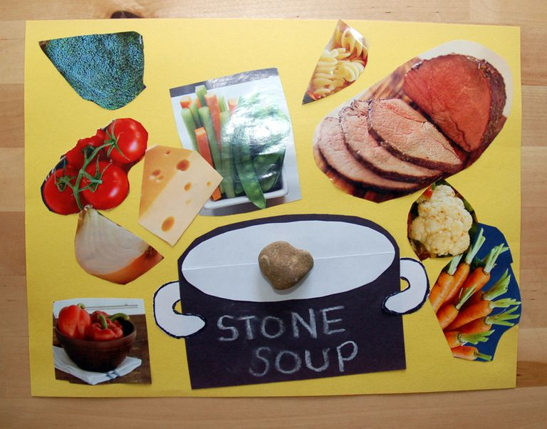 Stone Soup Collage