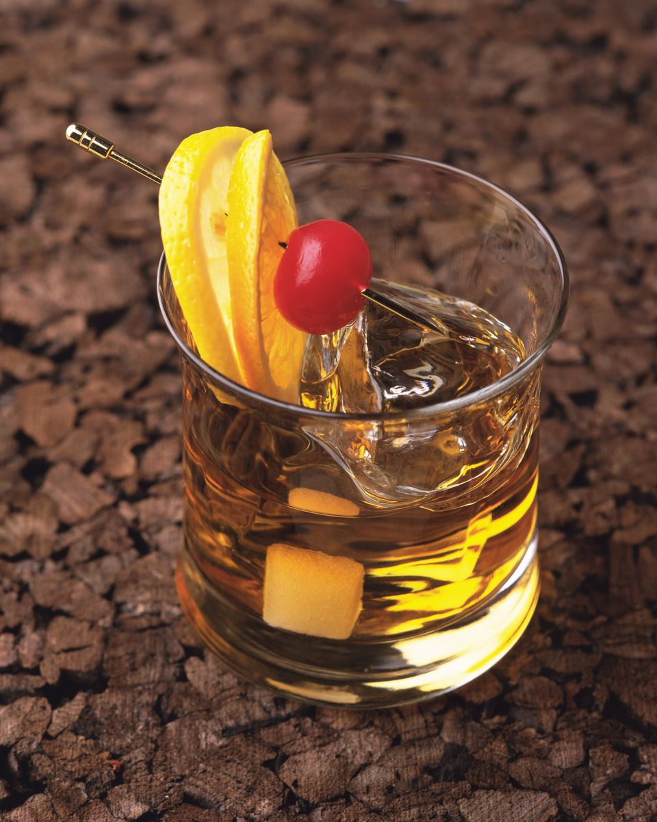 The Classic Old-Fashioned Cocktail, A Whiskey Favorite