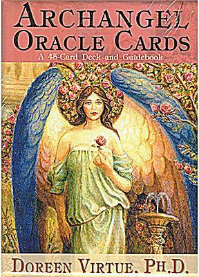 Oráculo de los arcángeles por Doreen Virtue