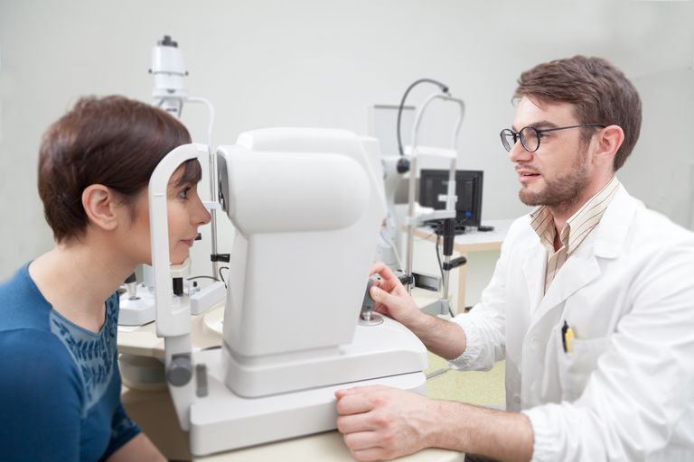 Gallery Of Eye Examination Equipment