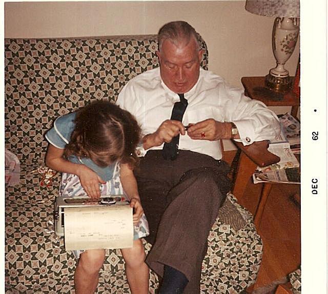 Deb's First Typewriter