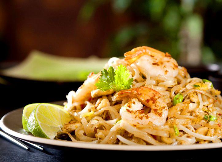 Pad Thai Noodles Easy!