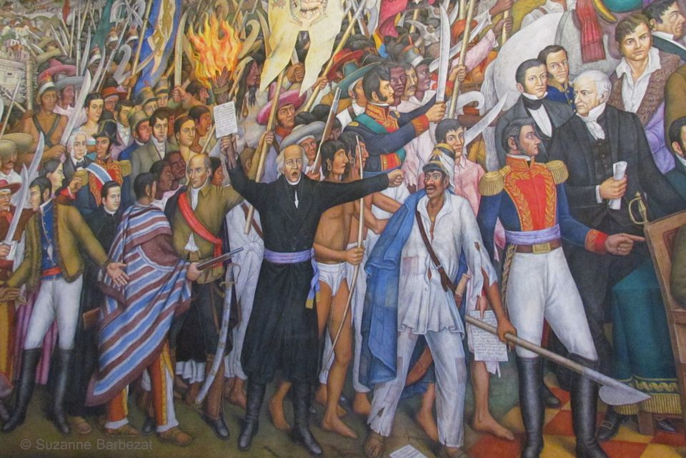 the history of mexicos independence The mexican war of independence  charles iv  despite a lack of fervor for radical change as in france and america, events in europe caused it to be a necessity.