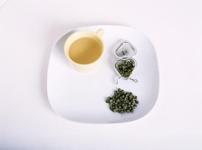 Green tea - Does green tea clear acne?