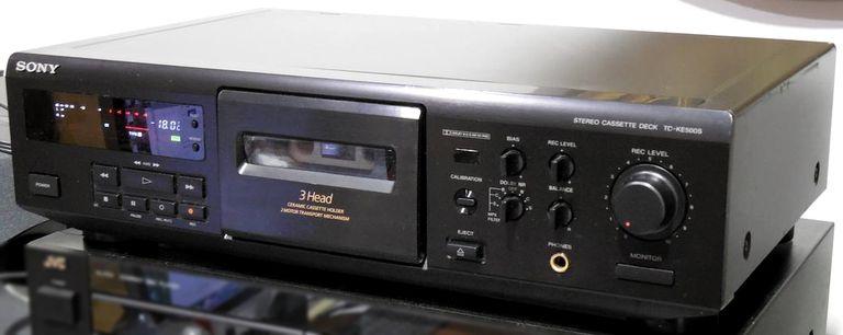 Sony TC-KE500S